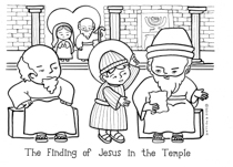 Finding Jesus in the Temple