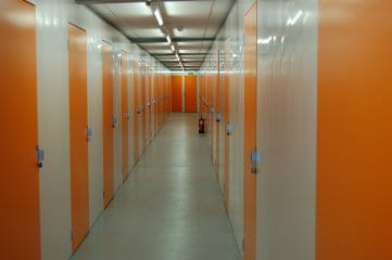 Self and Secure storage maidenhead