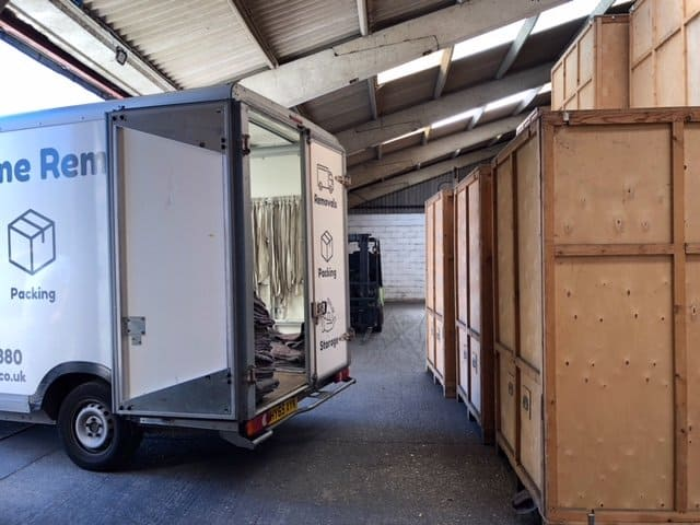 Secure Storage Maidenhead Marlow Windsor Cookham Eton Burnham