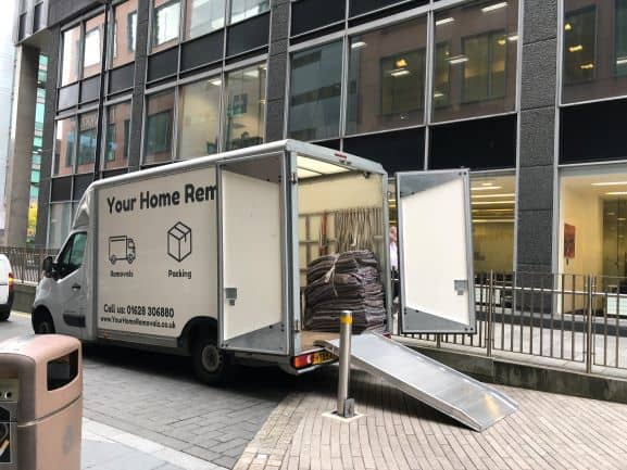 Office Movers Chertsey