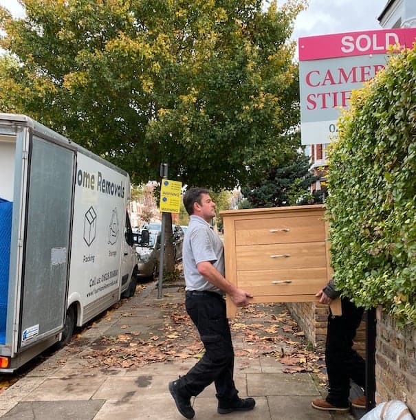 Your Home Removals Sunbury on Thames