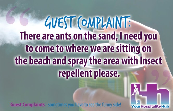 Guest Complaints - Your Hospitality Hub