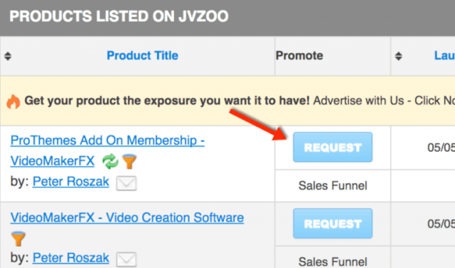 make money with jvzoo clickbank request-option