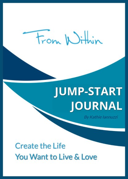 kathie iannuzzi - fromwithin.love from within life coaching jump-start journal