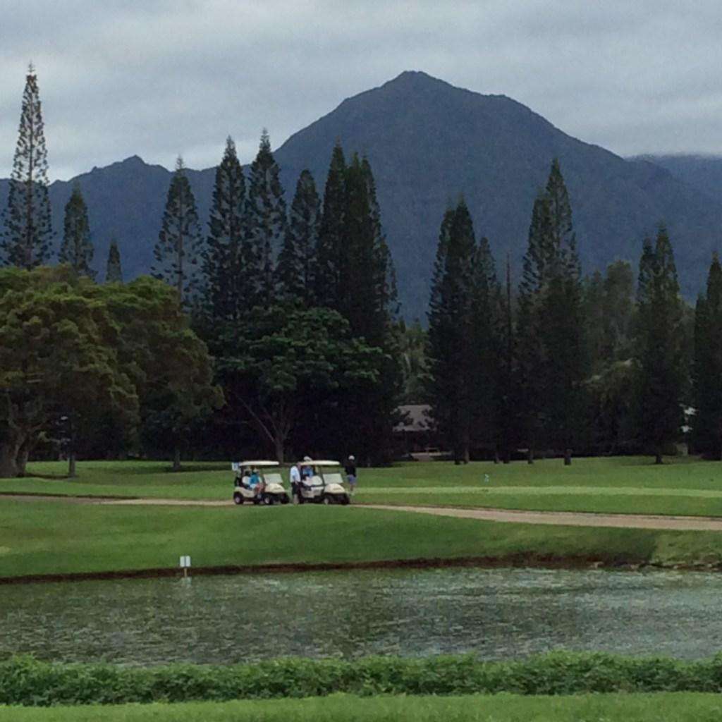 Discover Kaua'i Golf