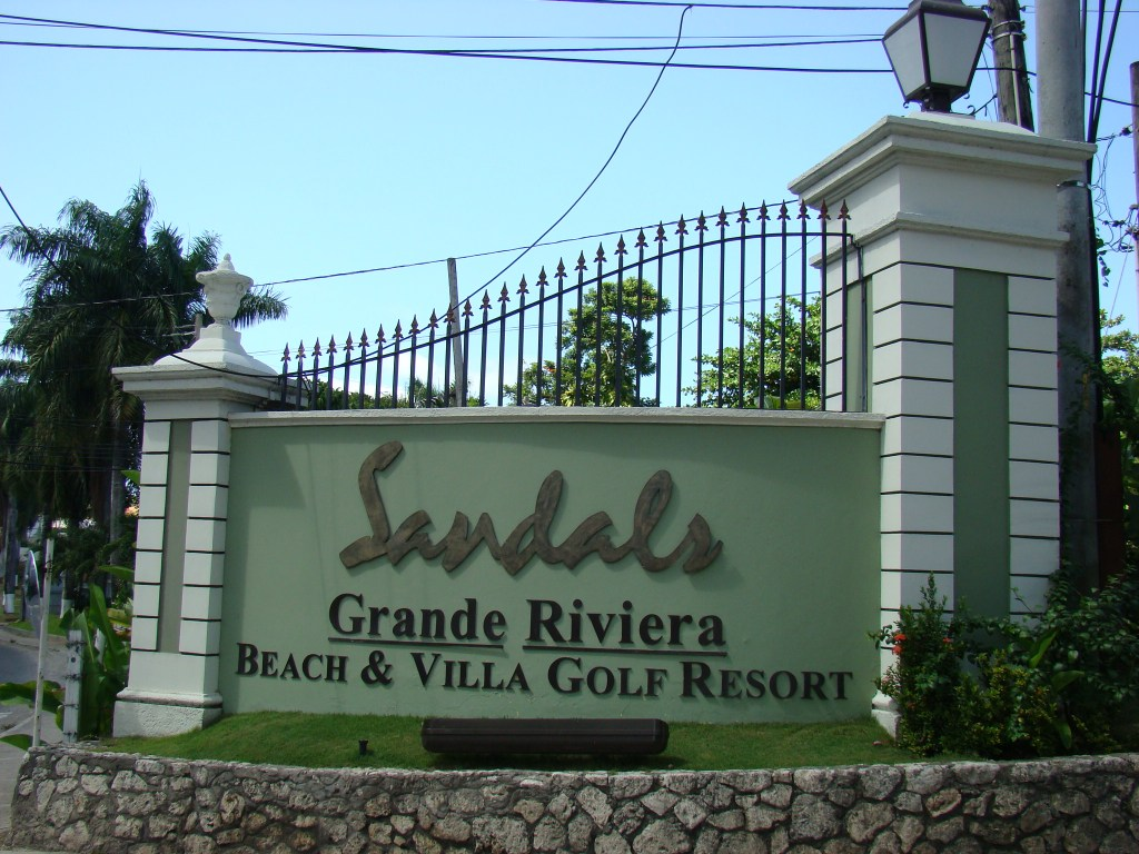 Sandals Grande Riviera is now Sandals Ochi Beach Resort
