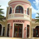 Mario's Restaurant- Italian Fare- one of  11 Specialty Restaurants