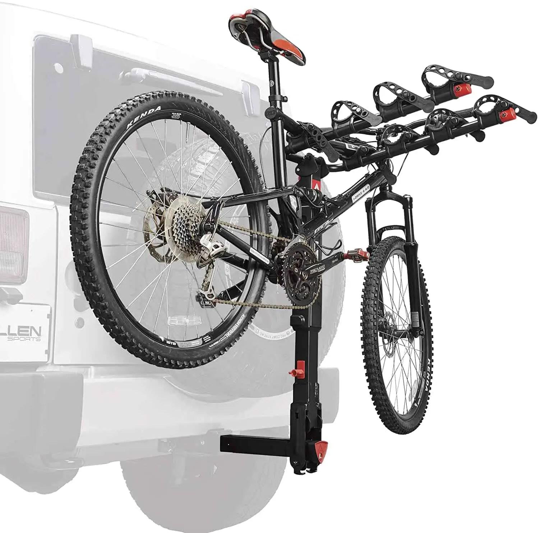 best jeep wrangler bike racks 2021