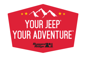 you jeep. your adventure. decal