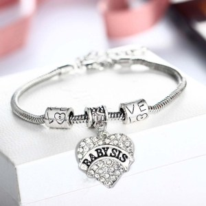 bracelet-ladies-baby-sis-clear-crystals-charm-heart