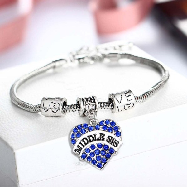 bracelet-ladies-middle-sis-blue-crystals-charm-heart