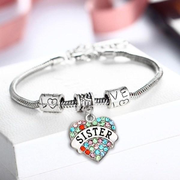 bracelet-ladies-sister-coloured-crystals-charm-heart