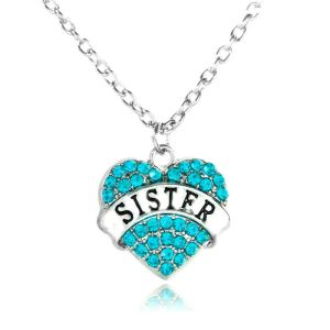 necklace-ladies-sister-blue-crystals-heart