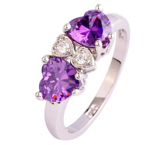 ring-ladies-sterling-silver-plated-elegant-purple-amethyst