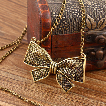 2015-New-Arrival-Fashion-Vintage-punk-Metal-Bow-Pendant-Necklace-Flower-long-Chain-Necklace-Statement-jewelry_jpg_350x350