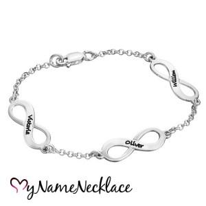 bracelet-family-mother-sterling-silver-infinity