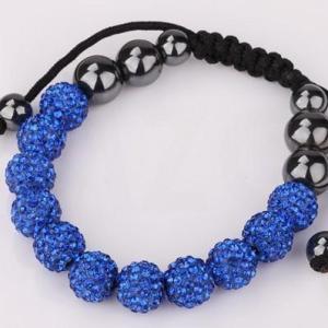 bracelet-shamballa-navy-blue