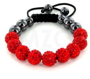 bracelet-shamballa-red