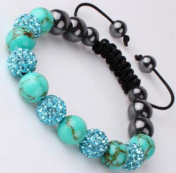 bracelet-shamballa-turquoise