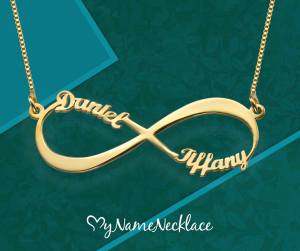 necklace-ladies-couples-18kt-gold-plated-personalised-infinity