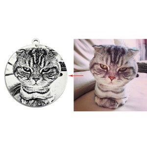 Wholesale-Pet-Photo-Engraved-Necklace-Custom-Sterling-Silver-Picture-Necklace-Photo-Engraved-Jewelry