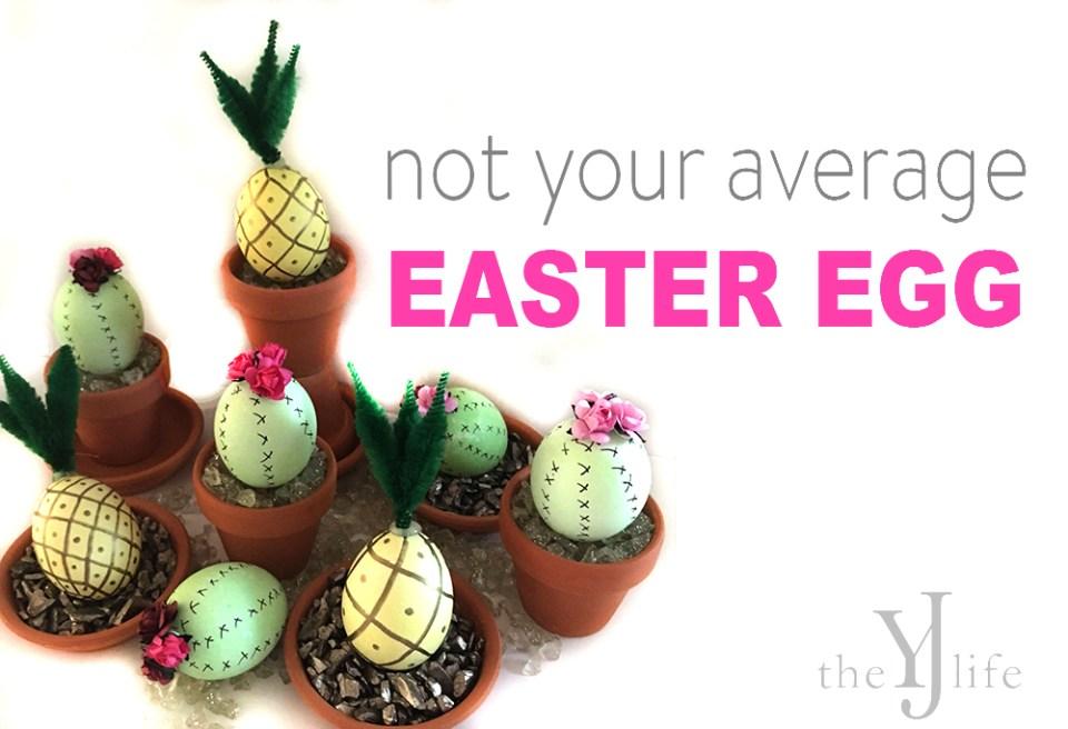 cactus eggs pineapple eggs