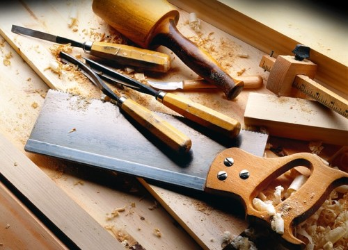 carpentry job