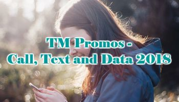 TNT Promos - Call, Text and Data 2018 - Your Kind Neighbor