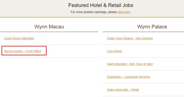 wynn-macau-career