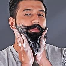 Beard Shampoo - शेविंग मशीन