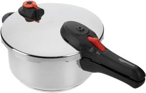 Amazon Basics pressure cooker (4L)
