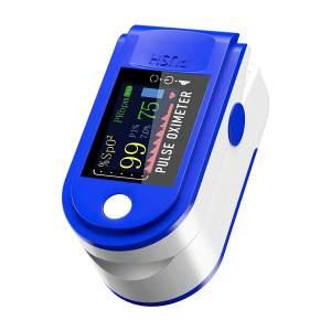 DR VAKU® Swadesi Pulse Oximeter with Four Color TFT Screen