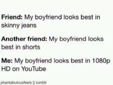 boyfriend YouTube hd meme