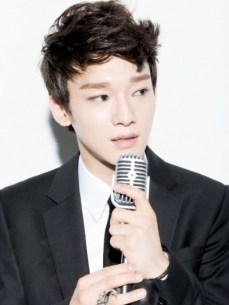 CHEN (Main Vocals)