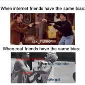 sharing biases meme