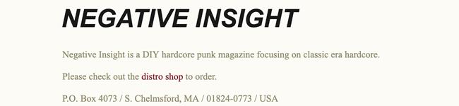 Loud Words: A Punk Primer Pt  1 – Last Rites