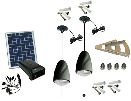 5W Panel Solar Home System
