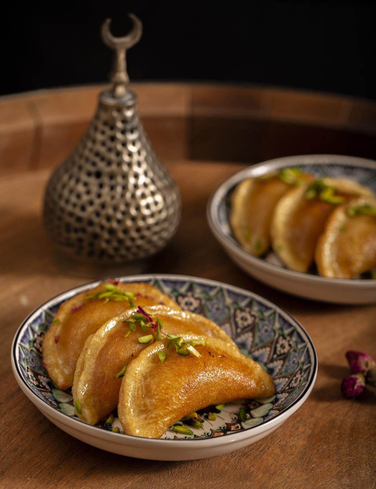 qatayef recipe presentation