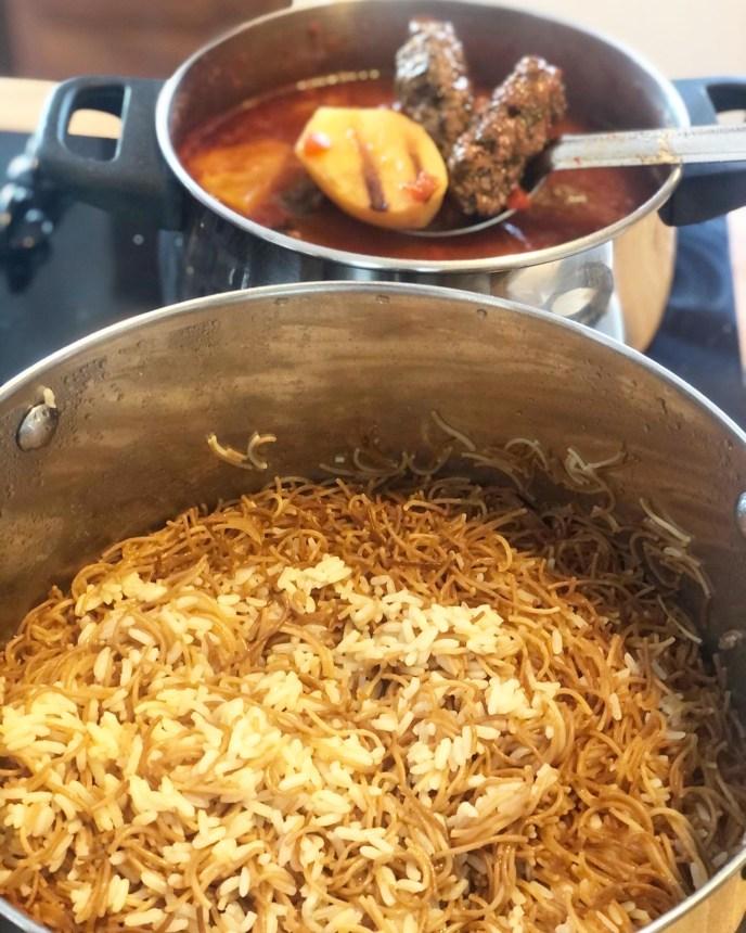 kata and rice