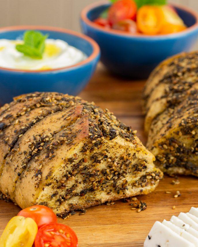Zaatar loaf