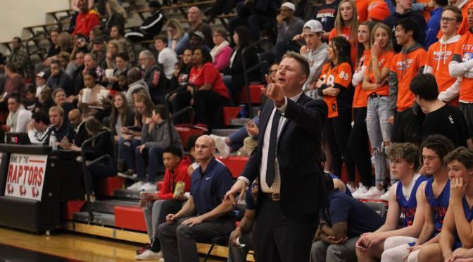A New Regime: Introducing Legend's New Basketball Coach