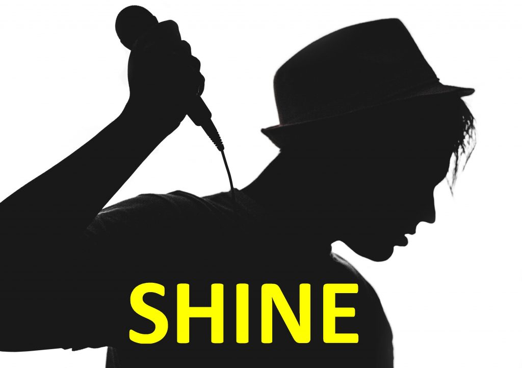 Shine graphic