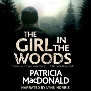 The girl in the woods