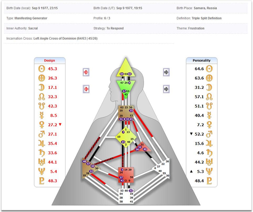 проектор дизайн человека описание 3