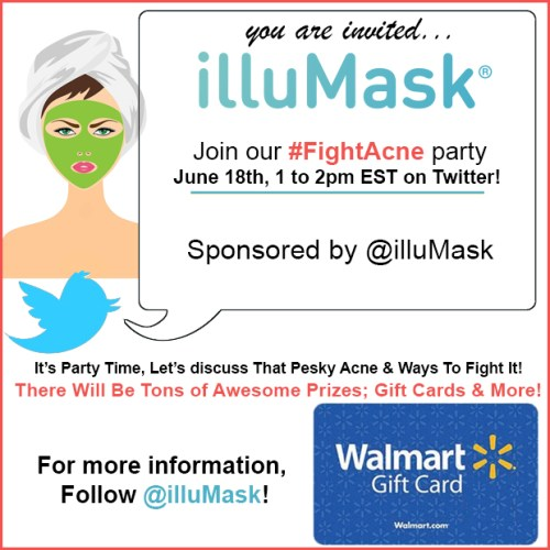 illumask twitter party