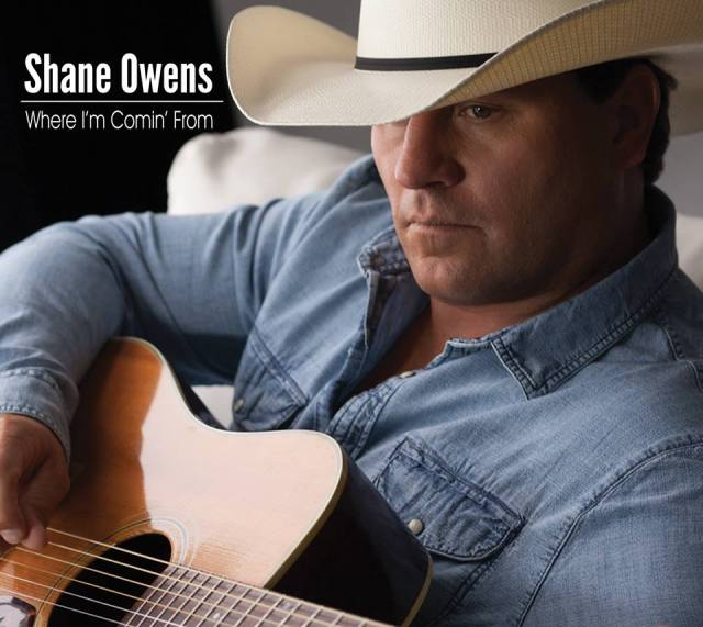 REVIEW: Shane Owens – 'Where I'm Comin' From'