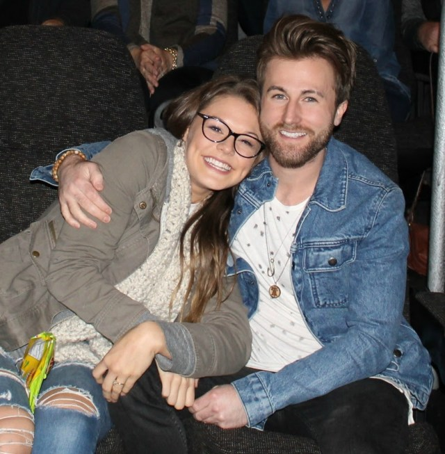 Colton Swon (The Swon Brothers) And Indie Rock Singer/Songwriter Caroline Glaser Are Engaged