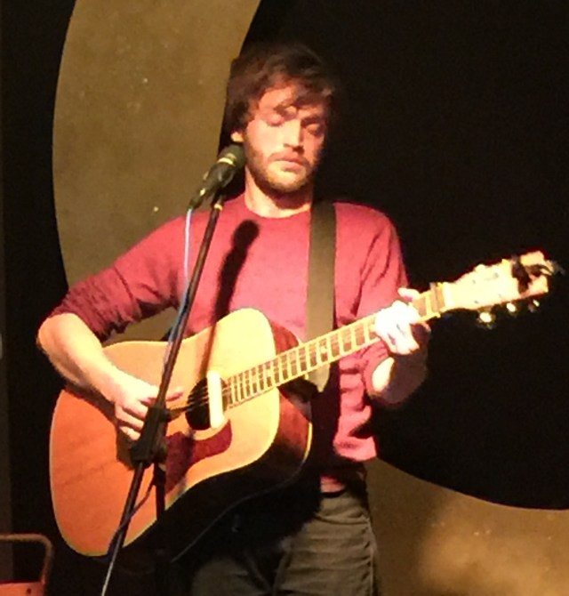 REVIEW: Ned Roberts – Live At Hagglers Corner, Sheffield