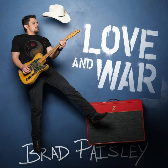 REVIEW: Brad Paisley – 'Love and War'