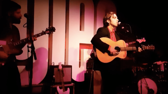 REVIEW: Andrew Combs – Live At The Glee Club, Birmingham